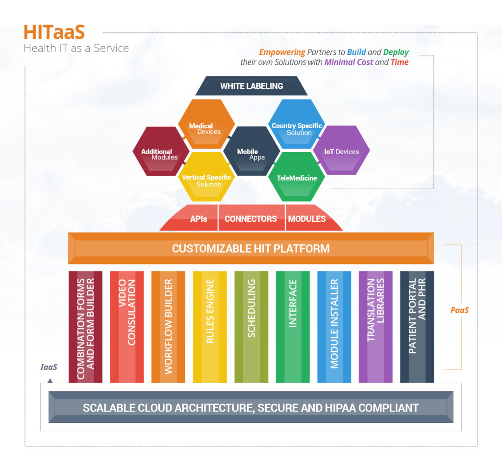 HITaaS (Health IT as a Service)