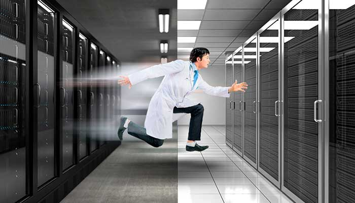 EHR data migration