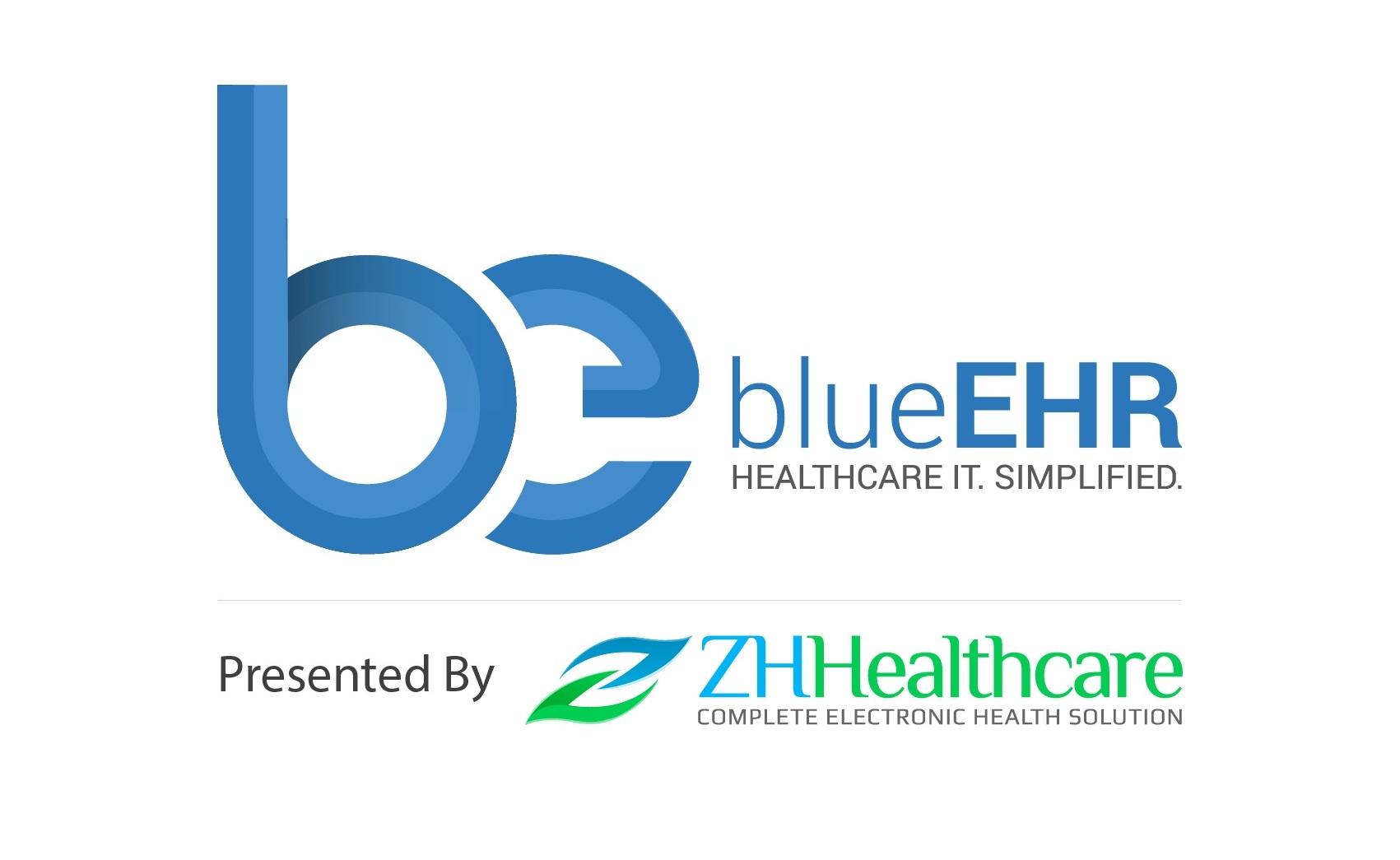 blueEHR Logo