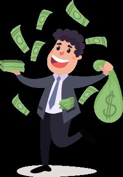 Cash Flow from Multiple Funding Programs